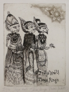 Paulovičová Barbora - Three kings